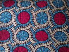 African Julius Holland Veritable Wax Print Fabrics by kitenge2012, £5.99