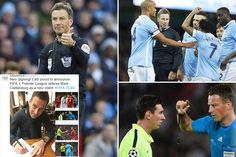 Mark Clattenburg has come under fire for agency links to Premier League stars Latest Football News, English Premier League, Referee, News Stories, Fifa, Baseball Cards, Stars, Celebrities, Breaking Football News