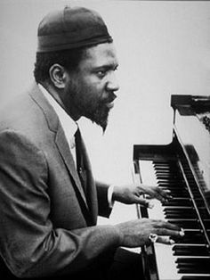 Thelonious Sphere Monk   October 10, 1917 – February 17, 1982 American jazz pianist and composer