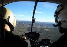 Vuelo en helicóptero - Palacios Reales -