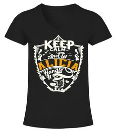 # ALICIA .  * Special Offer, not available anywhere else ! >>> All names :https://www.teezily.com/stores/all-names      - Available in a variety of styles and colors.- Buy yours now before it is too late !      * Secured payment via Visa / Mastercard / Amex / PayPal / iDeal- Mugs :- Necklace :