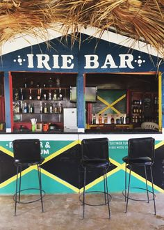 the irie bar in long