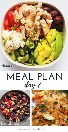 Clean Eating Challenge & Meal Plan (The First One Clean Eating Meal Plan, feat. Start the clean eating challenge, enjoy these healthy recipes to have more energy, lose weight and feel better overall! Clean Eating Challenge, Clean Eating Meal Plan, Healthy Recipes, Clean Eating Recipes, Clean Eating Snacks, Diet Recipes, Eating Habits, Clean Cooking, Eat Healthy