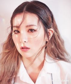 Seulgi (Red Velvet) - Marie Claire Magazine April Issue '16