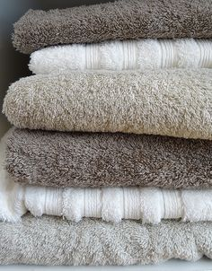 Broste Copenhagen Organic Towels | Natural Bed Company