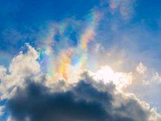 Fire Rainbows - Shutterstock/Thawornnurak