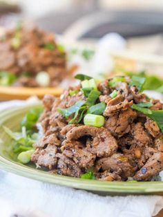 Easy 30 minute Mongolian pork stir fry. Family dinner on the table in no time. #stirfry #pork #dinner Stir Fry Recipes, Pork Recipes, Asian Recipes, Asian Foods, Vegan Stir Fry, Pork Stir Fry, Gluten Free Recipes For Lunch, Lunch Recipes, Sweet Potato Quinoa Salad