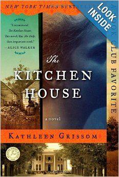 The Kitchen House: A Novel: Kathleen Grissom: 9781439153666: Amazon.com: Books