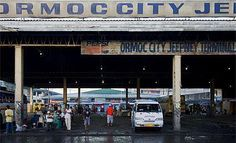 bus terminal ormoc city leyte philippines