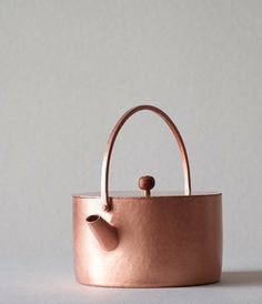 Copper Kettle by Yumi Nakamura