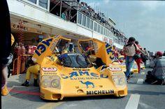 1988 Le Mans Porsche 962
