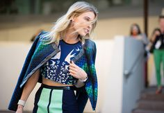 Women and Street Style Photos by Youngjun Koo from Sydney: Style: GQ