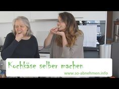 WeightWatchers Sattmacher Kochkäse selber machen | Rezept - YouTube