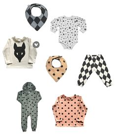 Handkerchief bibs for everyday wear. Soft fabric underneath and buttons or Velcro for attaching