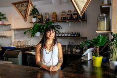In Brooklyn, real-life good witches are concocting friendly brews for public consumption | Herb Shop | Apothecary | Plant Medicine