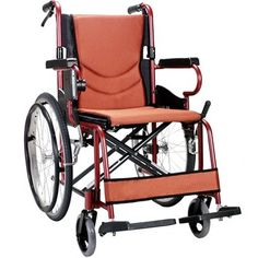 "Buy wheelchair online by Senior Shelf Karma Km 2500L  www.seniorshelf.com Karma KM 2500 L Big Wheel Wheelchair Karma KM 2500 L Wheelchair Specifications Width 18"" Front/Rear Wheels 6"" to 22"" Seat Width 47cm.  #wheelchair #seniorcitizen #orthopedic"