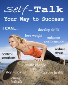 What DOES self-talk have to do with weight loss? Everything! http://weightlossmother.com/what-has-self-talk-got-to-do-with-weight-loss/