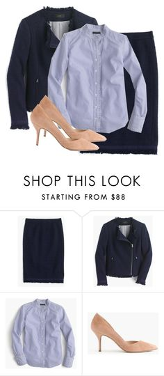 """""""Untitled #3276"""" by my4boys ❤ liked on Polyvore featuring J.Crew, women's clothing, women's fashion, women, female, woman, misses and juniors"""