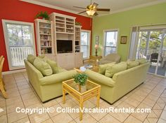 Bay Breeze ~ East End ~ Bay Front - Collins Vacation Rentals