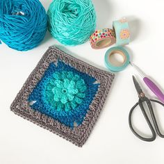 New square on my hook! What are you making today?