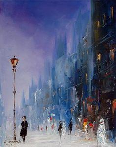 Pintura de Marek Langowski