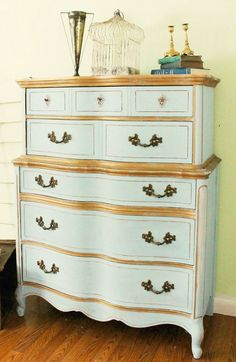 Marie Antoinette inspired French Dresser - Wilbraham - Massachusetts - United States - already done. - Show Ad The Mustard Seed Pages Upcycled Furniture, Painted Furniture, Small Apartment Organization, French Dresser, Marie Antoinette, Small Apartments, Modern, Room, Mustard Seed