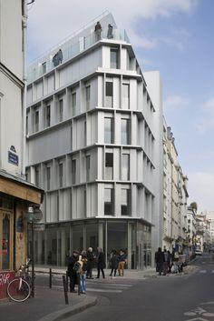 Gallery of Aluminium Tip / Babin+Renaud - 9