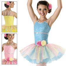 dance ballet costumes