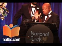 ♥♥♥John Lewis Accepts National Book Award With Emotional Speech | The Huffington Post