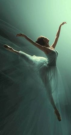 Beautiful ballerina. Ballet. Dancer.