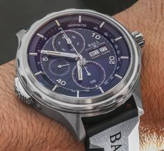 Ball Engineer Master II Slide Chronograph Watch