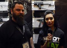 Adella Relentless At The SHOT Show 2014