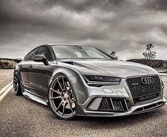 """Bodykit """" ATARIUS CRUSE """" for Audi RS7"""