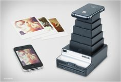 Impossible Instant Lab - iphone + polaroid instant camera $149