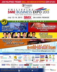 PhilSME Expo 2013 Empowers Social Entrepreneurs   Livelihood Philippines Sme Business, Business Networking, Money Talks, Ecommerce, Philippines, Insight, Entrepreneur, Teacher, Activities
