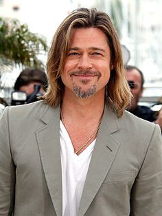 Brad Pitt Talks About Engagement to Angelina Jolie