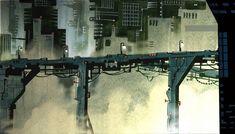 Samurai Jack had some pretty awesome background art - Album on Imgur