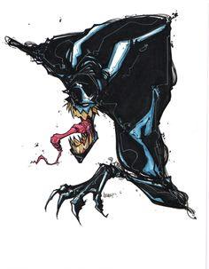 Venom by Francisco Herrera *