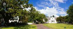 Fazenda histórica dá ao hóspede a experiência da vida rural, na sofisticada região de Stellenbosch (Fotos: Lanzerac Hotel & Spa/Divulgação)