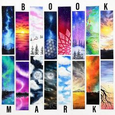 🔖🔖🔖 Well I thought, It'd be fun to photograph all my recent watercolor bookmarks together! Creative Bookmarks, Watercolor Bookmarks, Ceiling Panels, Nature Illustrations, Drawings, Fun, Photograph, Crafts, Journal