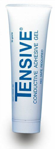 Parker Labs Tensive Conductive Adhesive Gel, 50 g Tube