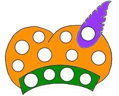 Dopjesspel pietenmuts Saint Nicolas, Christmas Activities, Saints, Preschool, Cl, Create, Early Education, Gaming, Children