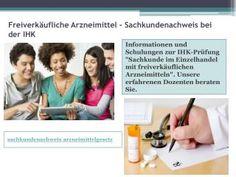 Neben apothekenpflichtigen und verschreibungspflichtigen Arzneimitteln ist dies die dritte große Gruppe. Im Einzelhandel. Learn more at : http://www.sachkun...