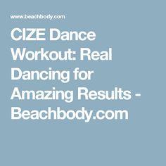 torrent cize dance workout