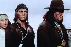 Burt Lancaster, Massai - Der große Apache