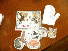 From The Hive: preschool mitten- includes a song