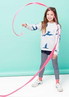 Sudadera algodón dibujo - Niños | MANGO