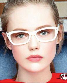 28b1c2f0255e Frida Gustavsson for PRADA Eyewear. i think i recognize this pair of glasses !