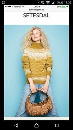 Knitting Designs, Straw Bag, Diy And Crafts, Turtle Neck, Sweaters, Bags, Fashion, Handbags, Moda
