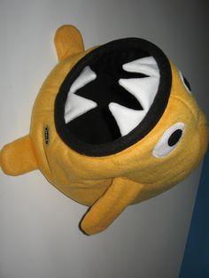 Sárga szörnyecske